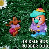 Trikkle Box - Rubber Dub - A Cosmic Journey Through Styles & Years