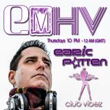 DJ Earic Patten's Elektrik Metro House Vibes Mix Sessions on Club Vibez Radio U.K. Episode 24