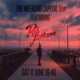 Rob Jackson on The Weekend Capital 5fm June 11 2016