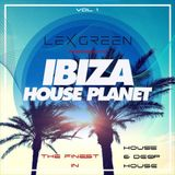 The Finest in House & Deep House vol 1 mixed by LEX GREEN