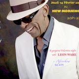 Leon Ware's Aftershow by ATN - Peace & Ware @ New Morning 14-02-13
