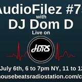 HBRS Dom D AudioFilez #75 7-6-18