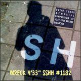 """Wreck 4'33"""" SSHH 1182"""