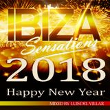 Ibiza Sensations 180 @ Special Happy New Year 2018 2h set