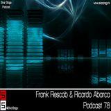 Sivar Stage Podcast 078 Frank Rescob & Ricardo Abarca 18/11/12
