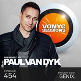 Paul van Dyk's VONYC Sessions 454 - Genix