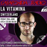 LA VITAMINA // SWITZERLAND // DROPOUT RECORDS SHOWCASE 20-06-2014 23:00