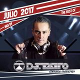 THE BEST OF JULIO 2017 - MIX BY - DJ TATTO