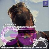 Deep Just (aka DeepJust Aquabeat) | A GetOpen Session for Fusicology