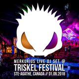 Merkurius live @ Triskel Festival 2018 (Hardtek)