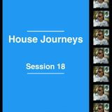 "Sergio Martínez presents ""House Journeys"" - Session 18 - May 24, 2014."