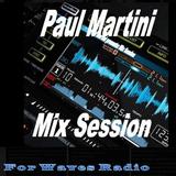 Paul Martini for WAVES Radio #3