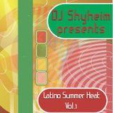 DJ Shyheim presents Latino Summer Heat Vol.1