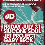 Jet Project - Live @ Pressure, Glasgow
