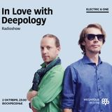 In Love with Deepology @ Megapolis 89,5 FM Moscow (02.10.2016)