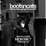 Bootsncats #007 - Kimel
