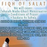 Fiqh of Salaah - with Amir Khalil Abdullahi