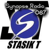 Synapse Radio Episode 067 (Mixed by Stasik T) -May 17th, 2017-