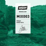 WERUN.COM MIX003 by CHRIS DOGZOUT