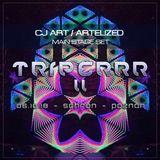 CJ Art ][ Artelized @ Triperrr 2 (Schron - Poznan) [06.10.2018]