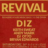 Revival DJ OT70 set 12-16-2017
