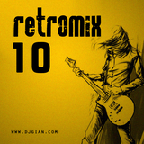 DJ GIAN - RETRO MIX VOL 10 (ROCK POP LATINO)