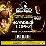 Maxima Premium Festival @FABRIK Madrid - Ramses Lopez -MaximaFM