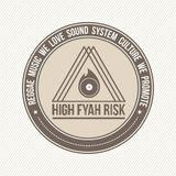 High Fyah Risk #27 Especial Nowa Reggae - Urtica Sound