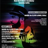 Mark de Clive-Lowe REMIX:LIVE at Red Bull Music Academy Bulgaria
