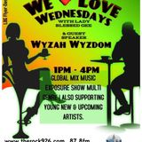 We Love Wednesdays With Lady Blessed Gee & Guest Speaker Wyzar Wisdom Talking About Male Depression