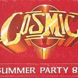 Cosmic - Baldelli & TBC C 110, 1984