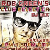Rob Green's Club Eclectica DJ MIx