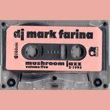 Mark Farina - Mushroom Jazz 5 (Mixtape Series)