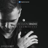 Andromedha - Progressions Radio 017 (January 2017) on DI.FM