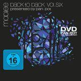 CD2 Pan-Pot Back to Back Mix - 16 min teaser