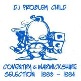 DJ Problem Child - Coventry And Warwickshire Mix 93-94 Selection