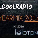 Motoneto - Fullcoolradio 124 - Yearmix 2014