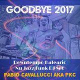 Goodbye 2017 by FKC