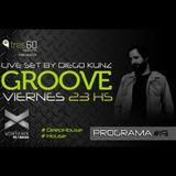 Groove #19 @ Vorterix Bahía (emitido el 19-05-17)