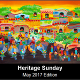 Heritage Sunday  - May 2017 edition