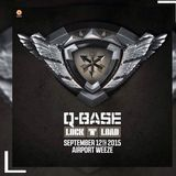 DJ Isaac @ Q-BASE 2015