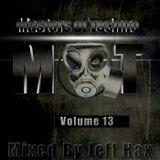 Masters Of Techno Vol.13