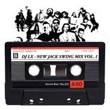 NEW JACK SWING MIX VOL. 1