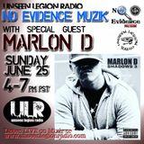 No Evidence Muzik with Marlon D