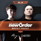 Club Piccadilly 『newOrder』 Official Monthly Podcast Vol,05 mixed by Ray & Chikara