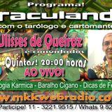 Programa Oraculando 12.10.2017 - Ulisses de Queiroz