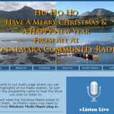 Connemara Community Radio - Sounds a bit Irish 25th December 2012 - Eamon McLoughlin - Xmas Day