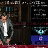 <<CRITICAL_DISTANCE>> EOYC2014