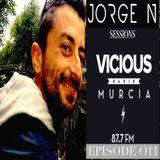 Jorge N VICIOUS RADIO MURCIA EPISODE 011