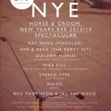 Amp+Deck – NYE Party Mix for The Horse & Groom
